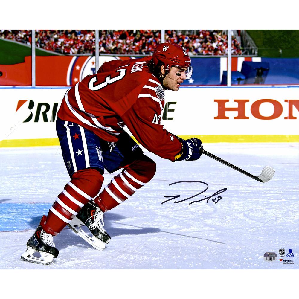 new style f2825 f1b71 Tom Wilson Washington Capitals Autographed 16
