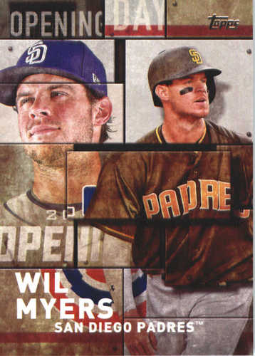 Photo of 2018 Topps Opening Day Insert #OD7 Wil Myers
