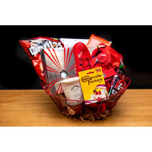 Photo of Mookie Betts Favorite Things Basket