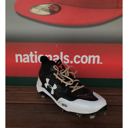 Photo of Autographed Juan Soto Cleat