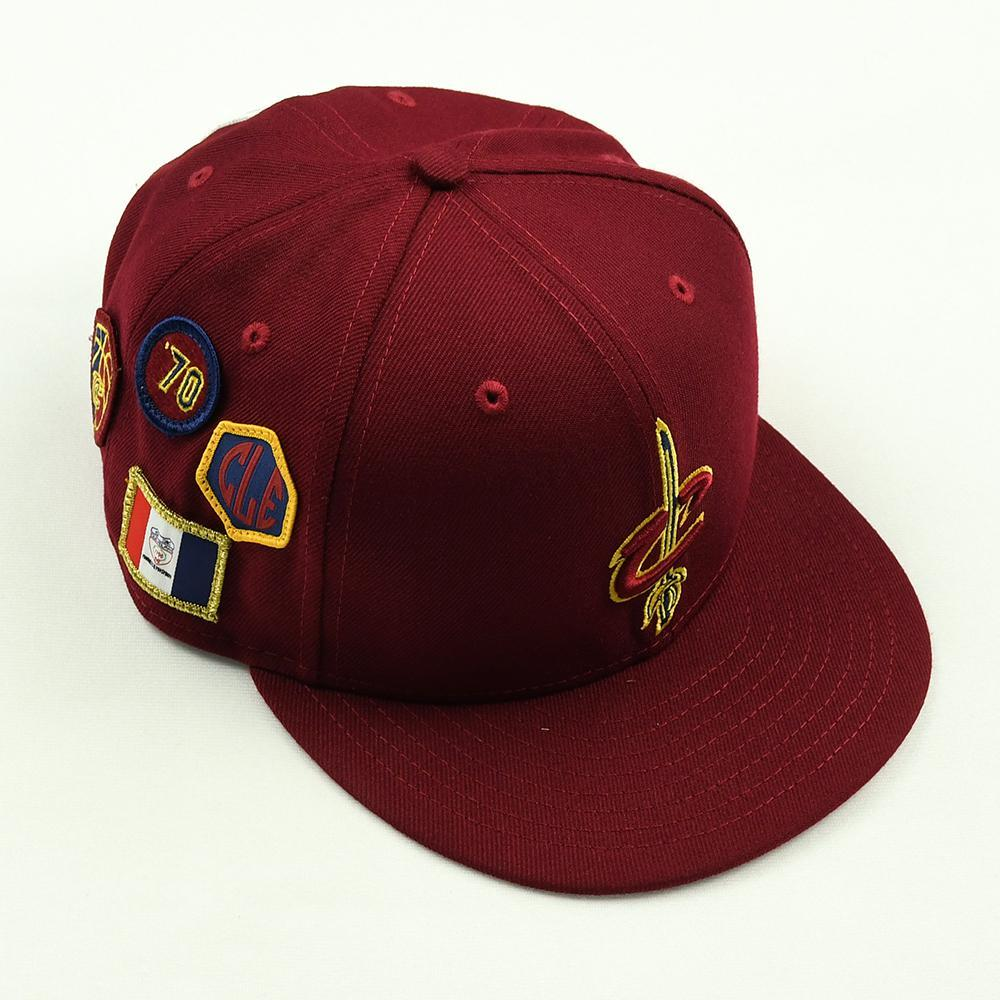 Collin Sexton - Cleveland Cavaliers - 2018 NBA Draft Class - Draft Night Photo-Shoot Worn Hat