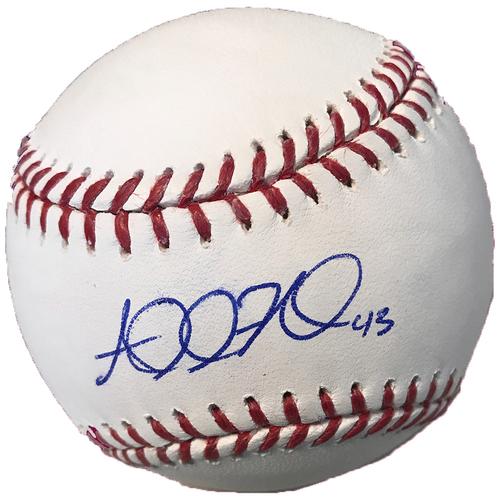 Photo of Autographed Addison Reed Baseball