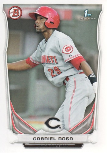 Photo of 2014 Bowman Prospects #BP91 Gabriel Rosa