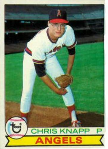 Photo of 1979 Topps #453 Chris Knapp