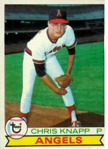 Photo of 1979 Topps #453 Chris Knapp