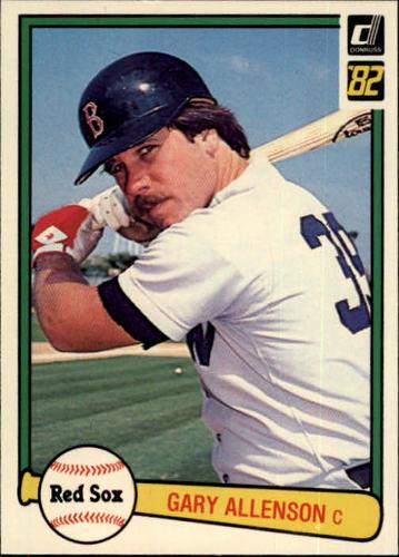 Photo of 1982 Donruss #386 Gary Allenson