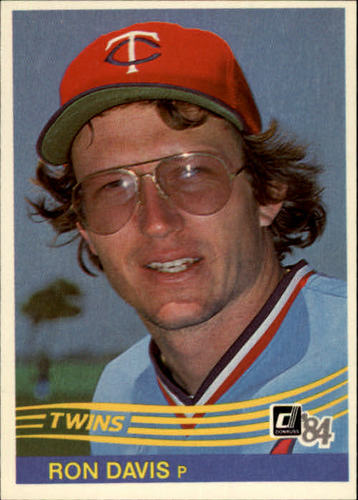 Photo of 1984 Donruss #269 Ron Davis