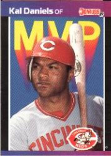 Photo of 1989 Donruss Bonus MVP's #BC18 Kal Daniels