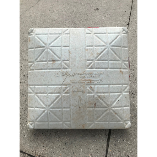 Photo of Game-Used Base - Nationals Clinch NL Wild Card