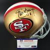 PCC - 49ers Steve Young Signed Proline Helmet