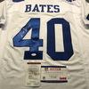 PCC - Cowboys Bill Bates Signed Jersey (benefitting the Marty Lyons Foundation)