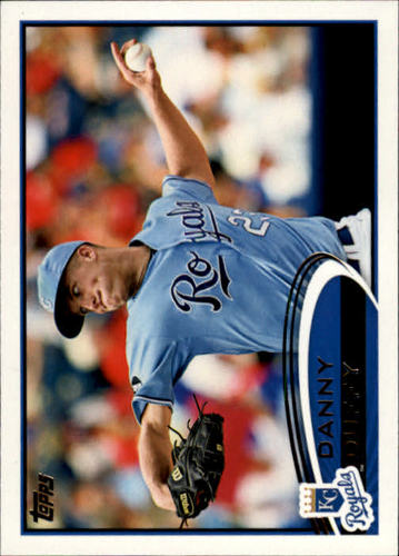 Photo of 2012 Topps #194 Danny Duffy