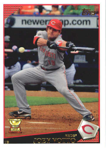 Photo of 2017 Topps Update All Rookie Cup #ARC32 Joey Votto -- REPRINT