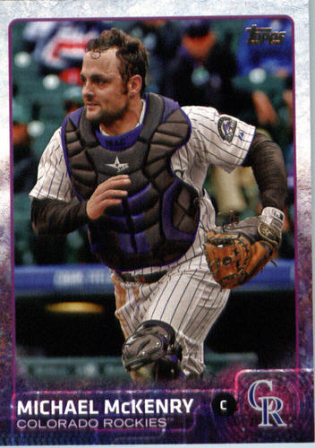 Photo of 2015 Topps Update #US239 Michael McKenry