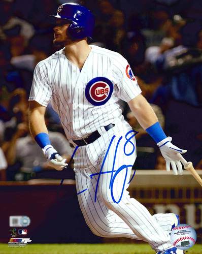 Photo of Ian Happ Autographed Photo