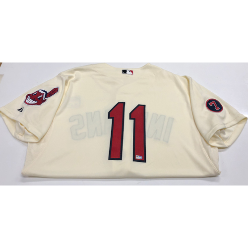 Photo of Jose Ramirez 2015 Alternate Home Jersey