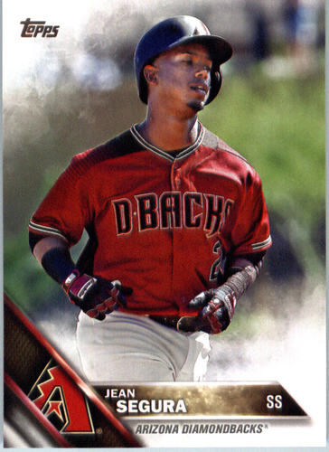 Photo of 2016 Topps #409 Jean Segura