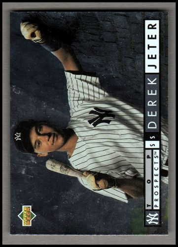 Photo of 1994 Upper Deck #550 Derek Jeter