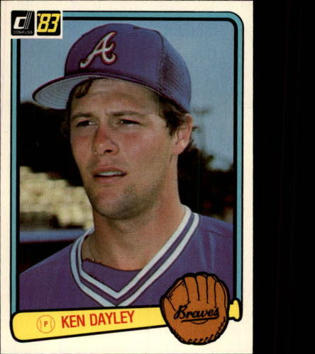 Photo of 1983 Donruss #375 Ken Dayley