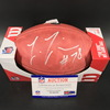 NFL - Texans Laremy Tunsil Signed Authentic Football W/ 100 Seasons