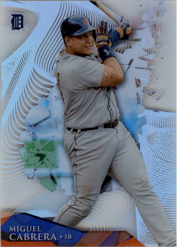 Photo of 2014 Topps High Tek Wave #HTMC Miguel Cabrera