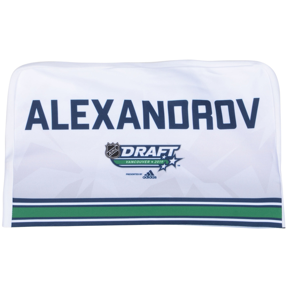Nikita Alexandrov St. Louis Blues 2019 NHL Draft Seat Cover - Second set (Not Used)