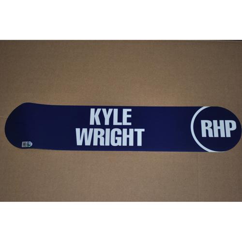 Photo of 2017 MLB Draft Nameplate - Kyle Wright