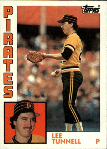 Photo of 1984 Topps #384 Lee Tunnell