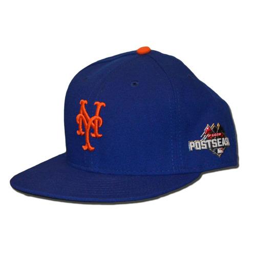 Matt Reynolds  56 - Game Used Blue Postseason Hat - Worn During NLDS Games 4 ecc56c0b2e0