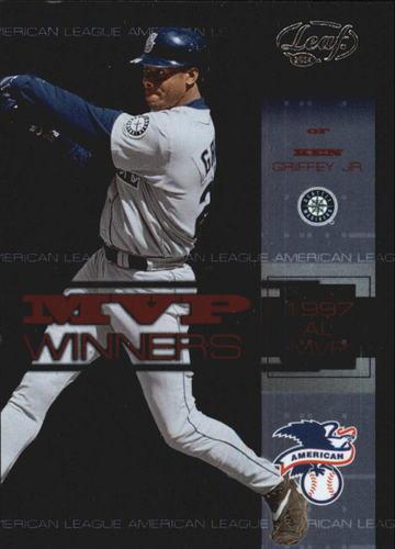 Photo of 2004 Leaf MVP Winners #16 Ken Griffey Jr.