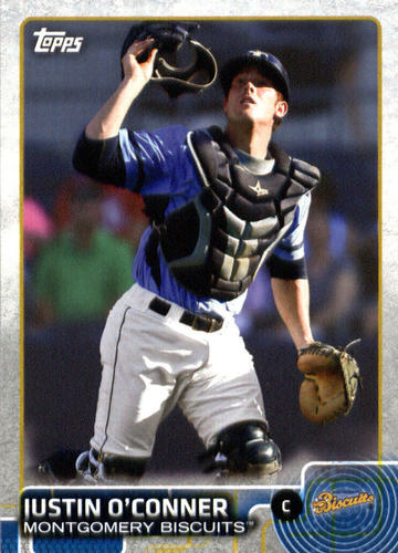Photo of 2015 Topps Pro Debut #9 Justin O'Conner