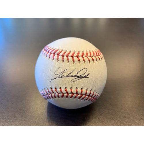 Giants Community Fund: Johnny Cueto Autographed Baseball