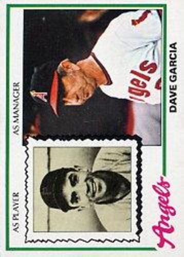 Photo of 1978 Topps #656 Dave Garcia MG RC
