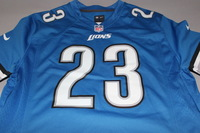 LIONS - DARIUS SLAY SIGNED LIONS REPLICA JERSEY - SIZE L