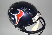 NFL - TEXANS DESHAUN WATSON SIGNED TEXANS PROLINE HELMET