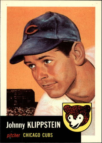 Photo of 1991 Topps Archives 1953 #46 Johnny Klippstein