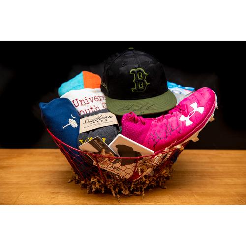 Photo of Heath Hembree Favorite Things Basket