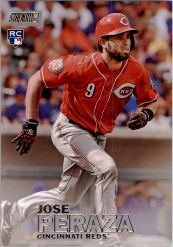 Photo of 2016 Stadium Club #258 Jose Peraza RC
