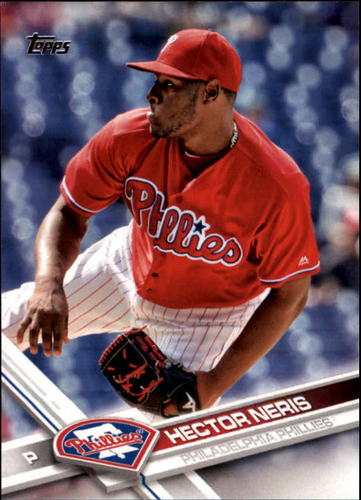 Photo of 2017 Topps #247 Hector Neris