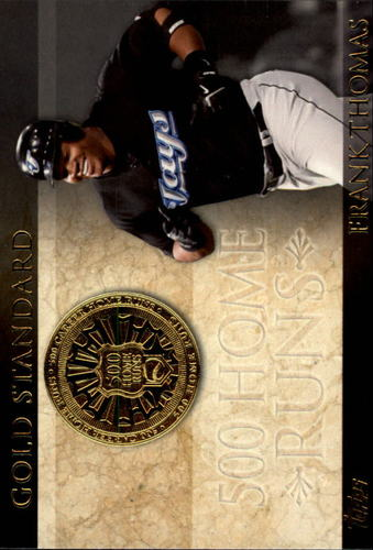 Photo of 2012 Topps Gold Standard #GS14 Frank Thomas