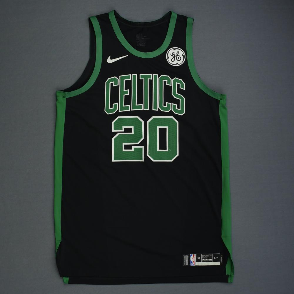 finest selection 2d493 9bbdb Gordon Hayward - Boston Celtics - 2019 NBA Playoffs - Game ...