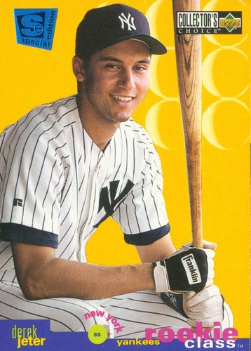 Photo of 1995 Collector's Choice SE #2 Derek Jeter