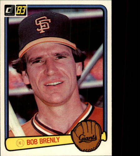 Photo of 1983 Donruss #377 Bob Brenly