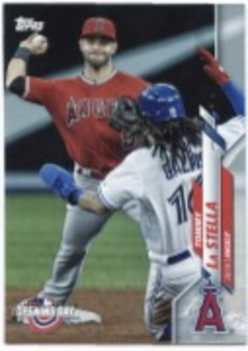 Photo of 2020 Topps Opening Day #69 Tommy La Stella