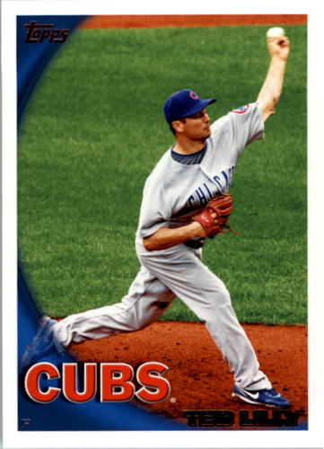 Photo of 2010 Topps #14 Ted Lilly