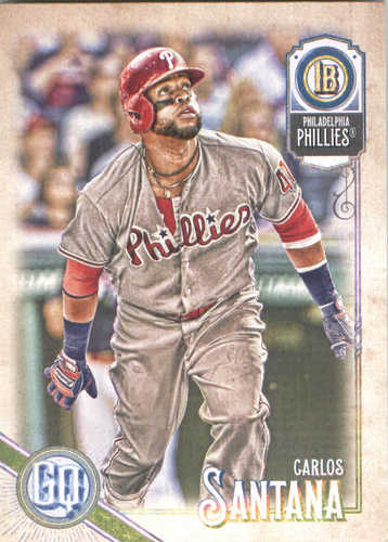 Photo of 2018 Topps Gypsy Queen #136 Carlos Santana