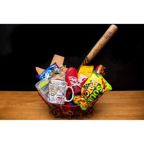 Photo of Brock Holt Favorite Things Basket