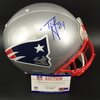 Patriots Week 8 Ticket Package (2 Tickets vs Browns + Ty Law Signed Proline Helmet) Game Date is 10/27