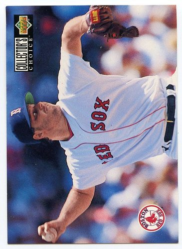 Photo of 1994 Collector's Choice #348 Roger Clemens TC