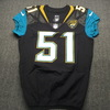 Jaguars - Paul Posluszny Signed Authentic Jersey Size 44